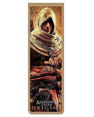 Marcador De Página Magnético Bayek - Assassin's Creed - AC07