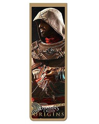 Marcador De Página Magnético Bayek - Assassin's Creed - AC11