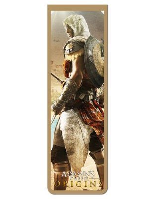 Marcador De Página Magnético Bayek - Assassin's Creed - AC13