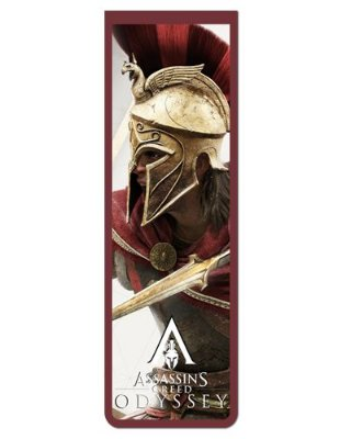 Marcador De Página Magnético Alexios - Assassin's Creed - AC21