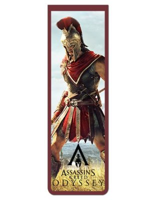 Marcador De Página Magnético Alexios - Assassin's Creed - AC23