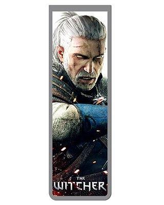 Marcador De Página Magnético Geralt - The Witcher - MTW06