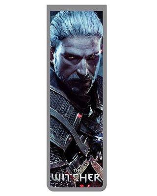 Marcador De Página Magnético Geralt - The Witcher - MTW07