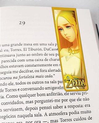 Marcador De Página Magnético Zelda - The Legend of Zelda - MGLZ08