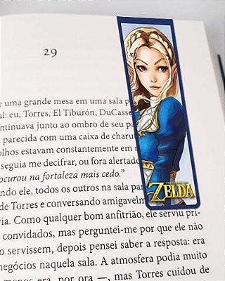 Marcador De Página Magnético Zelda - The Legend of Zelda - MGLZ12