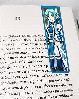 Marcador De Página Magnético Asuna - Sword Art Online - MSAO03