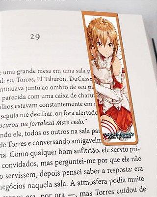 Marcador De Página Magnético Asuna - Sword Art Online - MSAO05