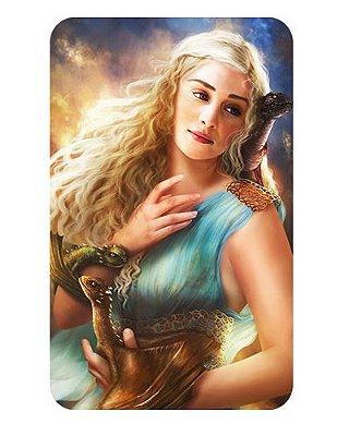 Ímã Decorativo Daenerys - Game of Thrones - IGOT06