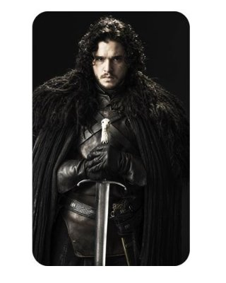 Ímã Decorativo Jon Snow - Game of Thrones - IGOT25
