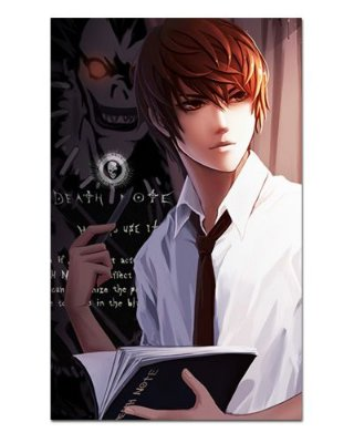 Ímã Decorativo Light Yagami - Death Note - IDN14