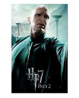 Ímã Decorativo Voldemort - Harry Potter - IHP08