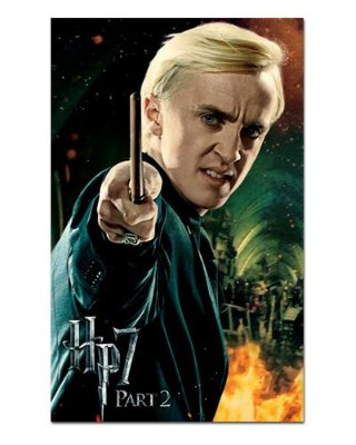 Ímã Decorativo Draco Malfoy - Harry Potter - IHP15