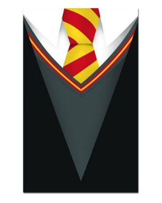 Ímã Decorativo Uniforme Grifinória - Harry Potter - IHP31