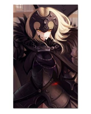 Ímã Decorativo Ruler Fate/Apocrypha - IFS20