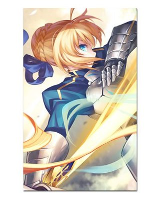 Ímã Decorativo Saber Fate/Stay Night - IFS26