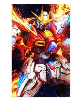 Ímã Decorativo Mobile Suit Gundam - IGU04