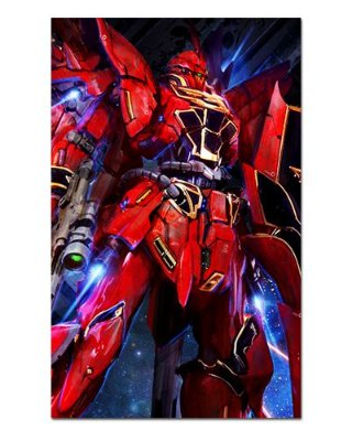 Ímã Decorativo Mobile Suit Gundam - IGU06