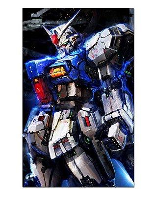 Ímã Decorativo Mobile Suit Gundam - IGU07