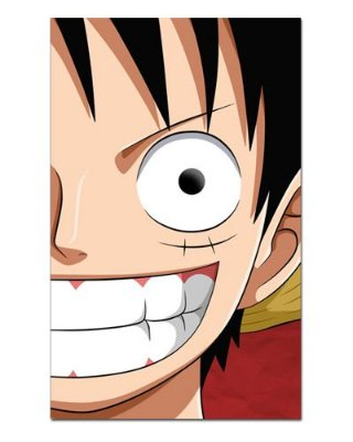 Ímã Decorativo Monkey D. Luffy - One Piece - IOP01
