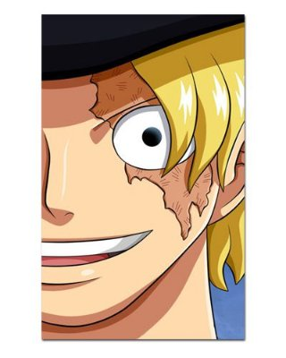 Ímã Decorativo Sabo - One Piece - IOP02
