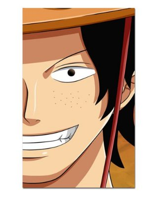 Ímã Decorativo Portgas - One Piece - IOP03