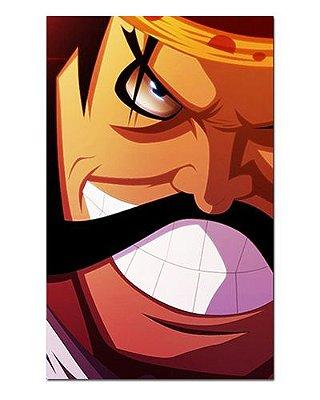 Ímã Decorativo Gold Roger - One Piece - IOP04