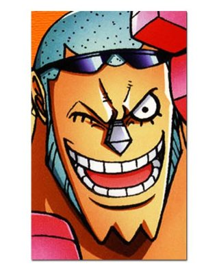 Ímã Decorativo Franky - One Piece - IOP14