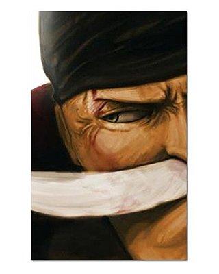 Ímã Decorativo Edward Newgate - One Piece - IOP16