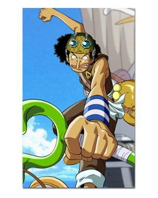 Ímã Decorativo Usopp - One Piece - IOP28