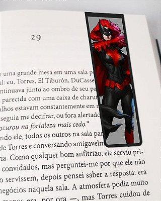 Marcador De Página Magnético Batwoman - MDC02