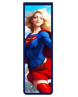 Marcador De Página Magnético Supergirl Rebirth - MDC23