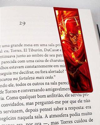 Marcador De Página Magnético The Flash - MDC52
