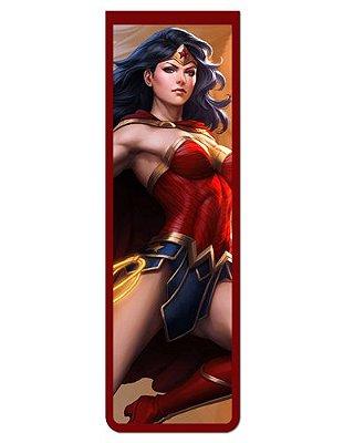 Marcador De Página Magnético Wonder Woman - MDC55