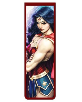 Marcador De Página Magnético Wonder Woman - MDC57