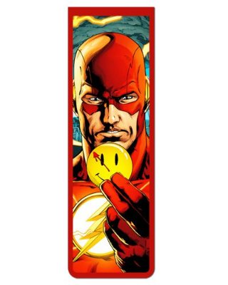 Marcador De Página Magnético The Flash Rebirth - MDC74