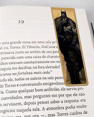 Marcador De Página Magnético Batman Arkham City - MDC86
