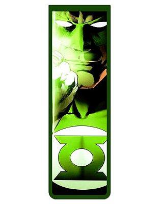 Marcador De Página Magnético Lanterna Verde - MDC93