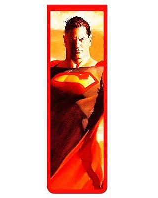 Marcador De Página Magnético Superman - MDC101