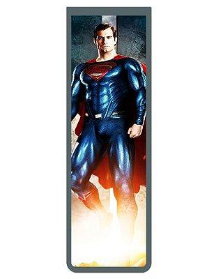Marcador De Página Magnético JL Superman - MDC108