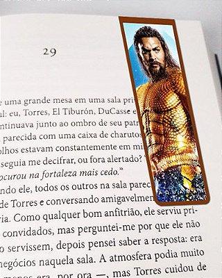 Marcador De Página Magnético Aquaman - MDC129