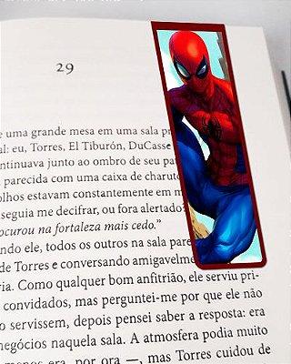 Marcador De Página Magnético Spider-Man - MMA43