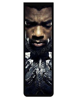 Marcador De Página Magnético T'Challa - Black Panther - MMA92