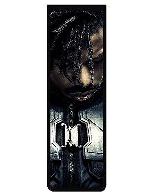 Marcador De Página Magnético Killmonger - Black Panther - MMA93