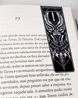 Marcador De Página Magnético T'Challa - Black Panther - MMA94