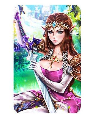 Ímã Decorativo Princesa Zelda - The Legend of Zelda - IZE04