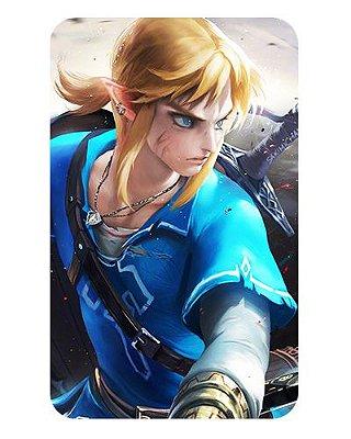 Ímã Decorativo Link - The Legend of Zelda - IZE15