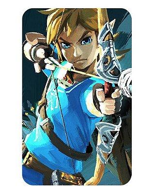 Ímã Decorativo Link - The Legend of Zelda - IZE18