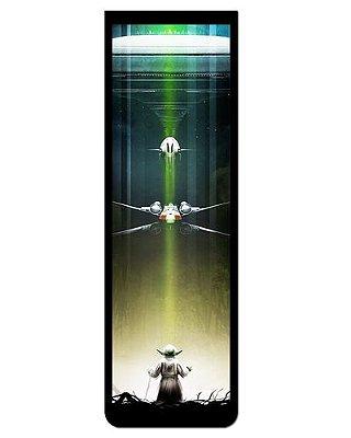 Marcador De Página Magnético Yoda - Star Wars - MFI02