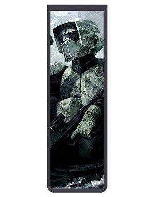Marcador De Página Magnético Scout Trooper - Star Wars - MFI09