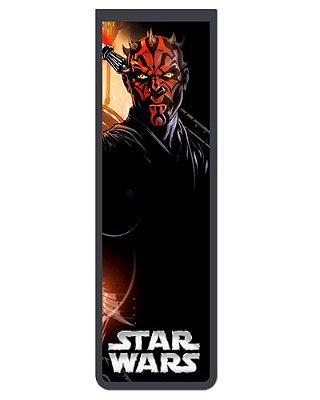 Marcador De Página Magnético Darth Maul - Star Wars - MFI12